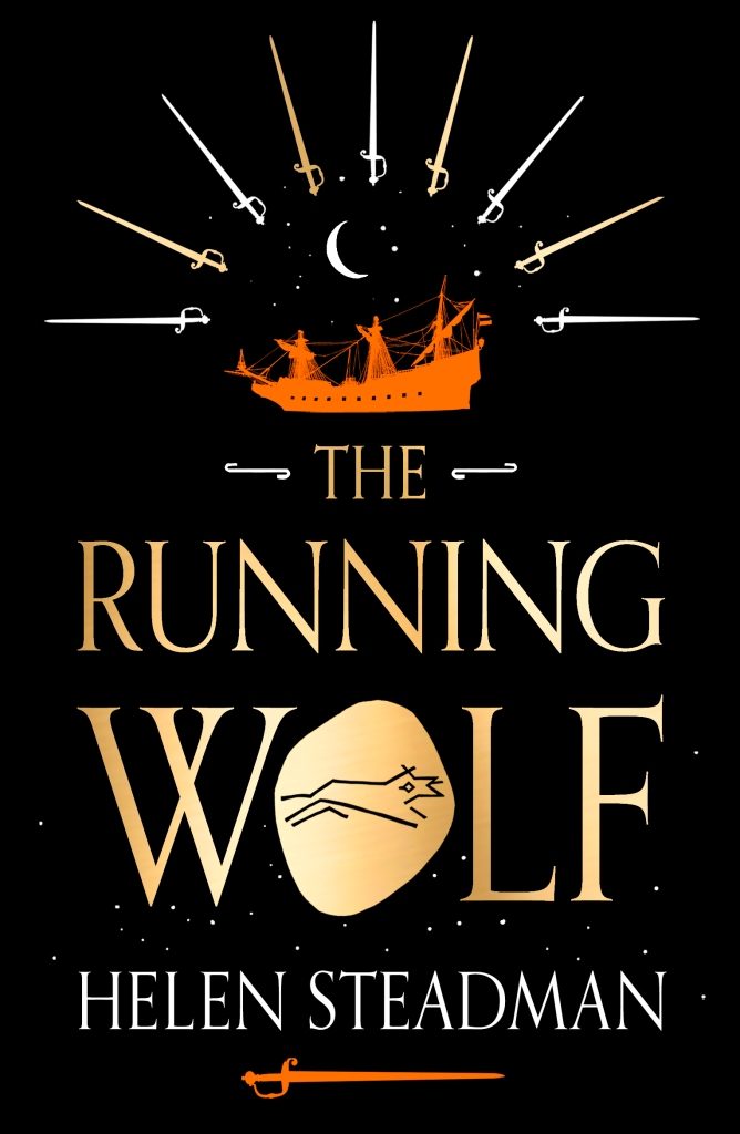 The Running Wolf is the story of a group of master swordmakers who left Solingen, Germany and moved to Shotley Bridge, England in 1687. It will be published by Impress Books on 10 November 2020.